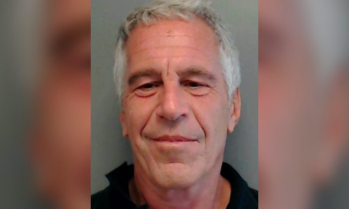 Jeffrey Epstein is shown in this undated Florida Department of Law Enforcement photo. (Florida Department of Law Enforcement/Reuters)