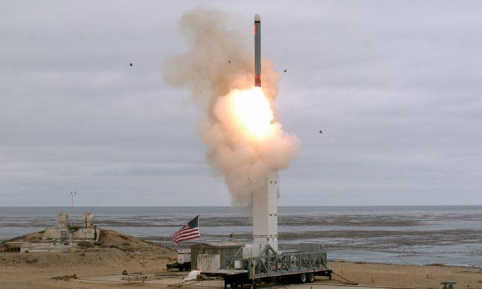 미국은 캘리포니아에서 중거리 미사일을 시험했다. 2019. 8. 19. |  US Defense Department
