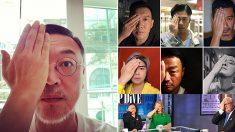 배우 김의성이 시작한 홍콩 지지 캠페인 #Eye4HK, 전 세계 확산