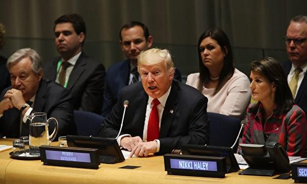 도널드 트럼프 미국 대통령 | Spencer Platt/Getty Images