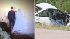 '혼인 신고'한 지 5분 만에 교통사고로 숨진 신혼부부