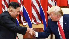"""트럼프 """"北 3차례 단거리 미사일 실험, 싱가포르 합의 위반 아니다"""""""
