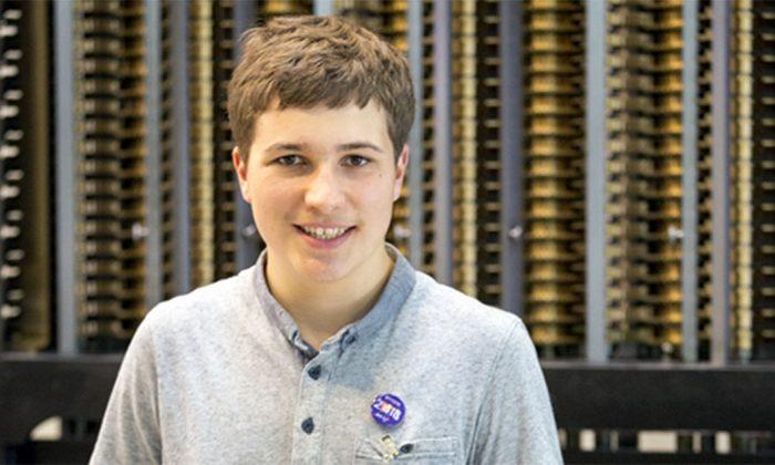 2019년 구글 사이언스 페어에서 아일랜드 웨스트 코크의 피온 페레이라(18)가 우승했다. | 구글 사이언스페어(Google Science Fair) 제공