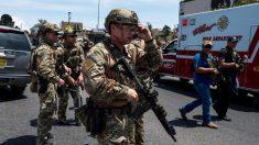 美 텍사스주 쇼핑몰에서 무차별 총격 사건으로 20명 사망..용의자 체포