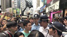 98세 중국 공산당과 23세 조슈아 웡의 대결
