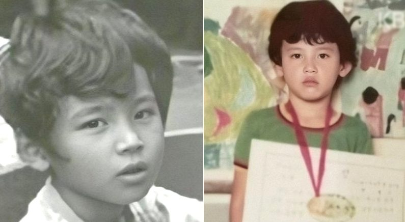 [좌] 온라인 커뮤니티, [우] KBS2 '해피투게더'