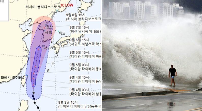 [좌] 기상청, [우] 연합뉴스