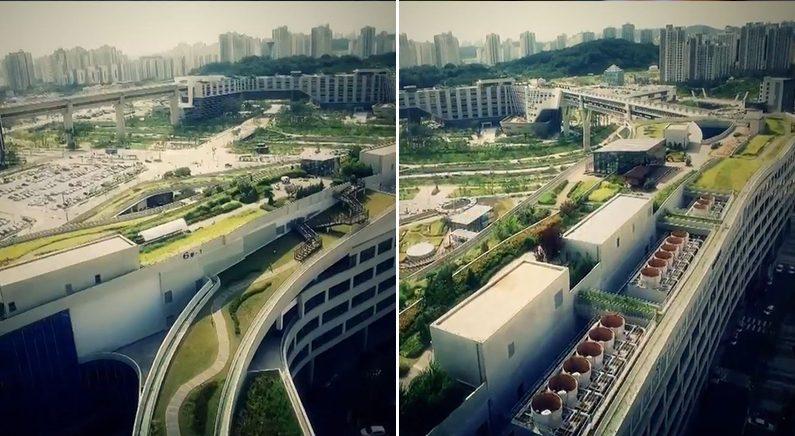 세종시 옥상정원 | Youtube '대전MBC'