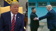 트럼프, 김정은과 좋은 관계가 최근 3년간 가장 잘한 일