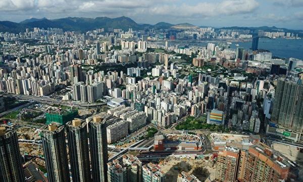 중국공산당은 국유기업이 홍콩 부동산을 포함한 여러 업종에 진출하도록 명령을 내리다. | 쑹비룽/에포크타임스