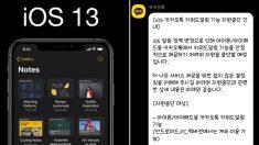 iOS 정책 변경으로 '아이폰'에서만 서비스 중단된 카카오톡 기능