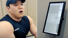 근육 키우려고 6년간 '스테로이드' 복용한 남성의 충격적인 부작용 (영상)