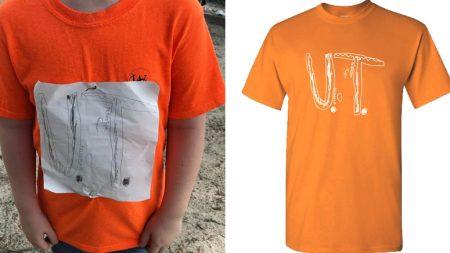 직접 만든 티셔츠 입고 학교갔다가 친구들한테 놀림당해 울음 터뜨린 소년에게 기적이 찾아왔다