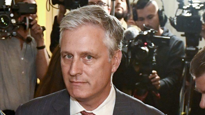 로버트 오브라이언 백악관 신임 국가안보 보좌관 | EPA/Fredrik Persson SWEDEN OUT
