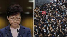 홍콩 시민들이 드디어 승리했다