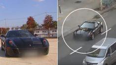 '5억 슈퍼카'가 도로에 등장하자 주변 운전자들은 얌전히 브레이크를 밟았다 (영상)