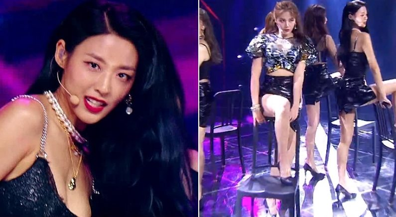 Mnet '컴백전쟁 : 퀸덤'