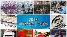 [송년특집] 2018년 중국 10대 경제 난관