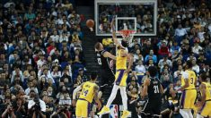 정권·언론 성화에도 中농구팬들은 정직했다…NBA 상하이 시범경기 '성황'
