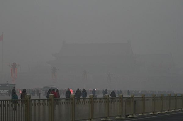 중국이 개혁개방 40년, 누구의 공로이고 누구의 잘못인지는 사실 명확하다. 사진은 베이징 톈안먼(天安門) | ChinaFotoPress/ChinaFotoPress via Getty Images