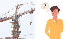 초고층 건물보다 더 높은 타워 크레인, 어떻게 설치했을까