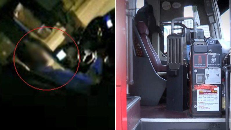 [좌] 운전 중 동영상을 보는 고속버스 기사   연합뉴스 [우] 기사와 관련 없는 자료사진   연합뉴스