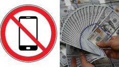 1년 동안 스마트폰 안 쓰면 '1억 2천만 원' 주는 이벤트에 당첨된 여성 근황