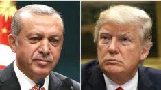트럼프, 터키 제재 행정명령 서명…시리아 군사 공격 중단 촉구