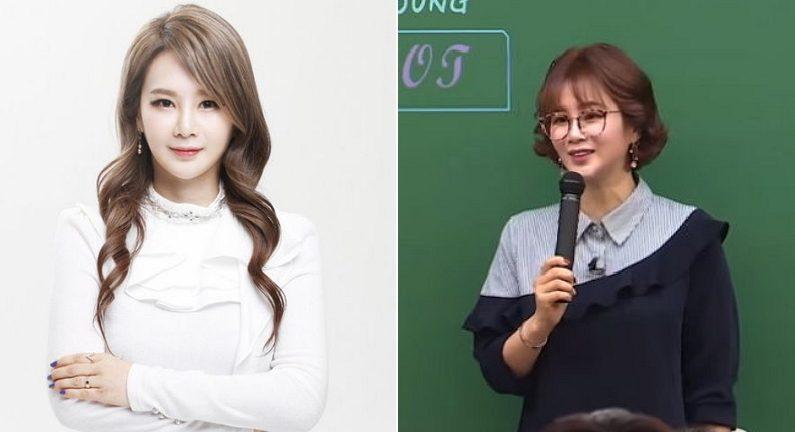[좌] Twitter 'leejiyoung', [우] 스카이에듀