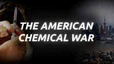 펜타닐, 중국 그리고 미국의 화학 전쟁