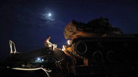 """시리아 철군에 미국내 우려 고조 """"쿠르드족, 주권 위한 싸움할 것"""""""