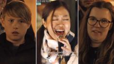 길 가던 외국인들 충격에 빠뜨린 박정현 '샹들리에' 버스킹 무대 (영상)