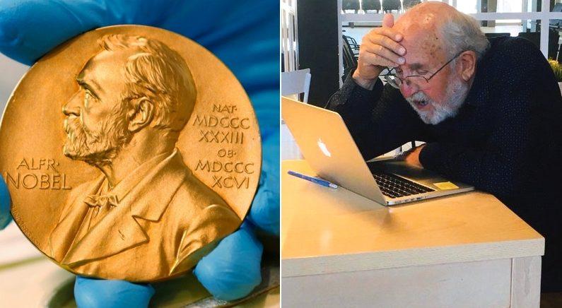 [좌] 연합뉴스, [우] Twitter 'NobelPrize'