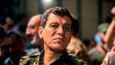 시리아민주군 총사령관, '터키-쿠르드족 영구적 휴전' 발표 후 트럼프에 사의