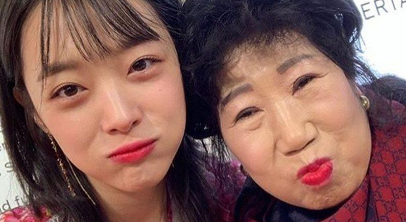 Instagram 'korea_grandma'