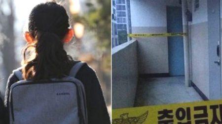"""11살 초등학생이 """"힘들다"""" 유서 남기고 안방에서 숨진 채 발견됐다"""