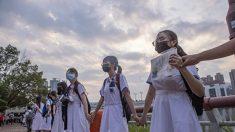 """홍콩 '자살 당하는' 시위대 속출에 """"중국군 특수부대 수법"""" 의혹 제기"""