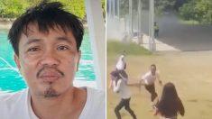 필리핀 경찰관, 수류탄 몸으로 막아 대학생 10명 구하고 순직