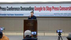"""보수성향 유튜버들 """"구글, 노란 딱지로 표현의 자유 침해…블랙리스트 있나"""""""