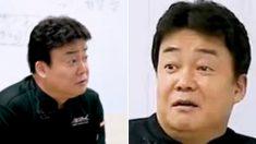 '골목식당' 때문에 장사 안 된다는 식당 사장님 말 듣고 충격받은 백종원 (영상)