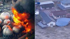 태풍이 일본 열도 강타한 뒤로 '방사능 수치' 경악할 만큼 치솟았다