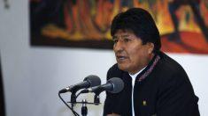 """트럼프 """"모랄레스 퇴진, 민주주의 중대 순간…볼리비아 국민에 박수"""""""