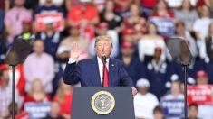 트럼프 선거 캠프, 탄핵조사 공개 청문회 첫날 310만 달러 모금