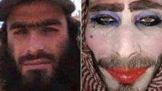 죽기 싫어 여장하고 탈출하려다 잡힌 IS 대원