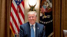 """트럼프 """"중국과 무역협상 진행 중"""" 발언에 뉴욕 증시 급등"""