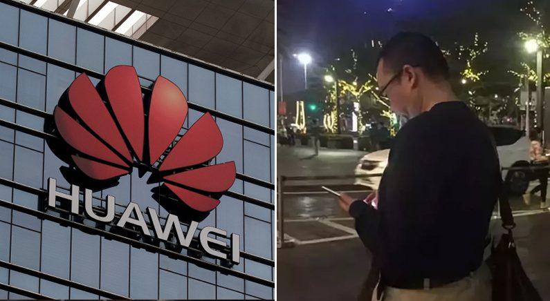 [좌] 화웨이 | 연합뉴스  [우] 리훙위안 | 차이나 뉴스