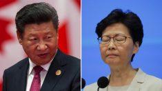 """""""中 공산당 지도부, 홍콩 선거 참패 예측 못했다…캐리 람 정세오판 때문"""""""