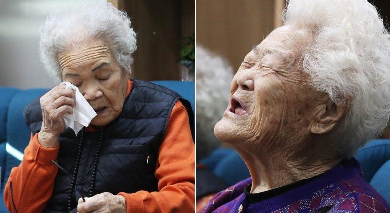 [좌] 대구 출신 이옥선 할머니, [우] 같은 이름의 부산 출신 이옥선 할머니 / 연합뉴스