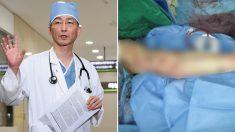 군병원으로 옮긴 이국종 제자, 팔 절단 위기 군인 봉합수술 성공