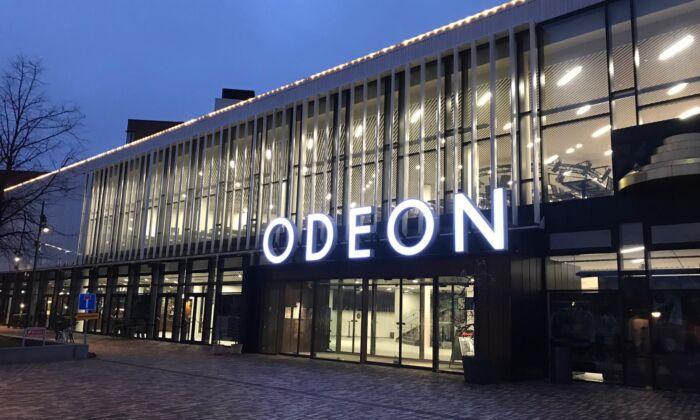 덴마크 오덴스에 있는 오데온 뮤직 앤 시어터 센터(Odeon Music and Theatre Center) | Screenshot via Denmark TV2